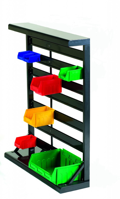 Single sided bin rack GSGILR1Z