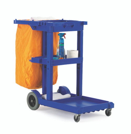 Janitorial cleaning trolley GSHI308Y