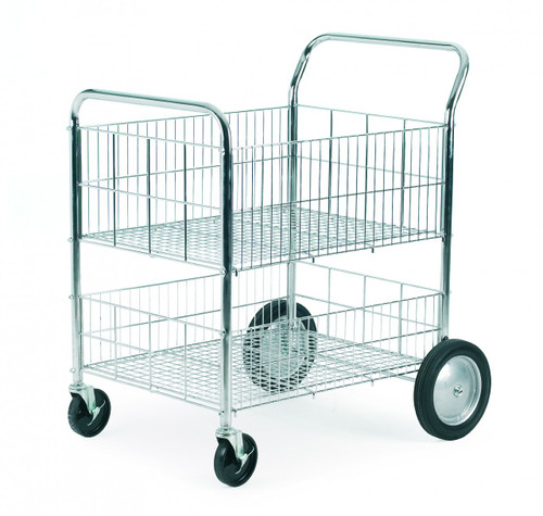 Chrome Palted Wire Trolley GSSWI52Y