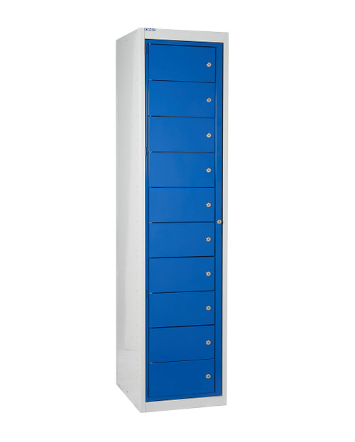 flat garment locker 10 comp