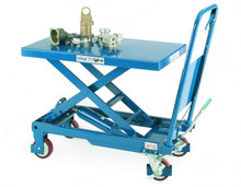 Scissor Lift Table GSSL500Y (model shown is GSSL300Y)