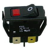 Hatco 02.19.080.00 Illuminated Rocker Switch 16A 125V