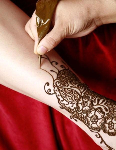 Image Gallery Henna Artists