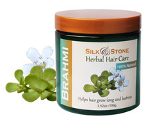 Silk & Stone 100% Pure & Natural Brahmi Powder