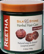 Silk & Stone 100% Natural Reetha Powder