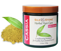 Silk & Stone 100% Natural Cassia Obovata Powder