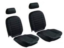 Seat Kit Black MGB 77-80,ASC124A