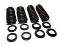 Road Spring Set HD F+R TR6,TR6HDKIT