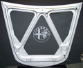 Alfa Romeo hood liner