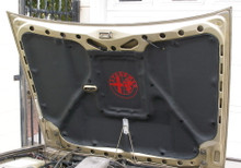 Alfa Romeo GTV6 Bonnet liner With or Without Alfa Emblem