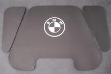 BMW E24 Hood Bonnet Liner Insulation Pad Set 3 Pieces