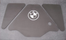 BMW E28 Hood Bonnet Liner Insulation Pad Set 3 Pieces