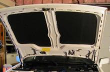Hood Bonnet Liner Heat Shield for Porsche 944, 924 Automobiles