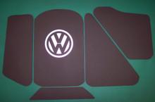 Volkswagen Corrado VR6 Bonnet Heat Shield Hood Liner