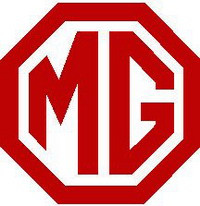 MG Decal 6 Inch or 10 inch.