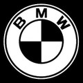 BMW Decal. 8 inches