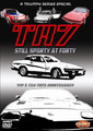 Triumph TR7 - Still Sporty at Forty DVD - Front Cover