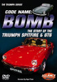 CODE NAME - BOMB Triumph Spitfire & GT6 - Front Cover