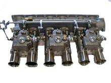 Jaguar 4.2L Triple Weber 45DCOE Kit (WSCCPTWK1)