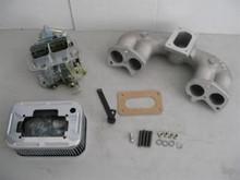 Land Rover 2.25L - Single Weber DGV Carb Kit & Filter (Petrol) (WSCCPSW1)