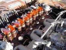Triumph TR6, TR250, GT6 - Roller Rockers (1.5:1 Ratio)