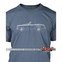 Austin Healey Sprite MKII MKIII Roadster T-Shirt
