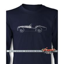 Triumph TR2 / TR3 Convertible Long Sleeves T-Shirt