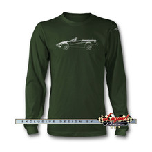 Triumph TR7 Convertible Long Sleeves T-Shirt