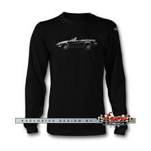 Triumph TR8 Convertible Long Sleeves T-Shirt
