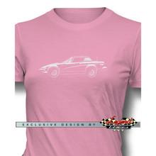 Triumph TR7 Coupe Women T-Shirt