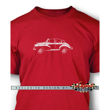 Morris Minor Tourer Convertible T-Shirt
