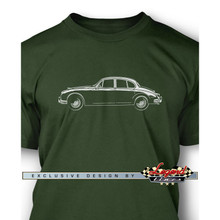 Jaguar MKII Sedan T-Shirt