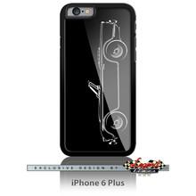 Triumph TR4 / TR5 Convertible Smartphone Case