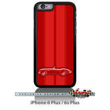 Austin Healey 3000 MKIII Roadster Smartphone Case - Racing Stripes