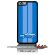 Triumph TR8 Convertible Smartphone Case - Racing Stripes