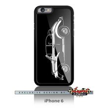 Morris Minor Tourer Convertible Smartphone Case