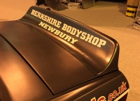 Group44 Fiberglass Boot Lid Spoiler