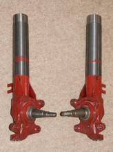 Front Suspension Strut Case Pair