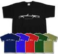 Triumph TR6 Silhouette T- Shirt