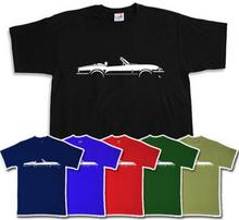 Triumph Spitfire Silhouette T-Shirt