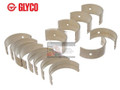 Bearing Set Mains Jaguar 4.2 AE/Glyco Brand, AEM7294
