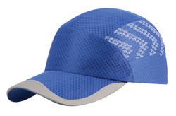 Royal Reflective Runner's Cap
