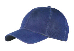 Dark Navy Garment Washed 4 UR' Zize™ Fitted Cap
