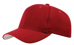 Red Wool Serge UR' Fit™ Fitted Cap