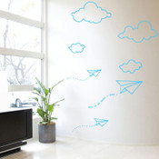 Paperfly Wall Sticker