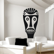 Mask Wall Sticker