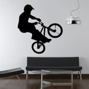 Bike Wall Sticker
