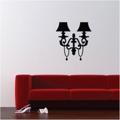 Wall Lamp Wall Sticker