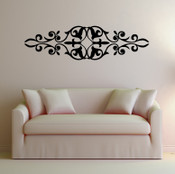 Baroque Wall Sticker