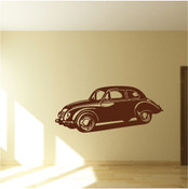 1950 DKW Meisterklasse Car Wall Sticker